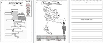 Thailand A Research Project