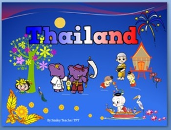 Thailand Basic Information_Power Point Presentation