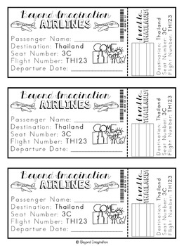 Thailand Booklet Country Study Project Unit