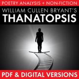 Thanatopsis, William Cullen Bryant, High-Interest Multimedia Poem Materials CCSS