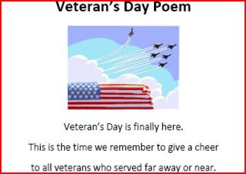 Thank Our Veterans