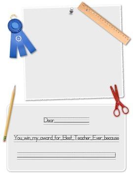 Thank You - Best Teacher Ever