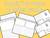 Thank You Card & Letter Bundle