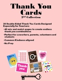 Thank You Cards - 2nd Collection