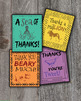 Thank You Cards - Animals, Set of 8, Show Appreciation, Th