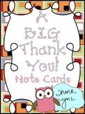 Thank You Cards for Educators
