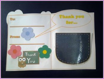 Thank You Cards for Teachers Appreciation Week or End of Year