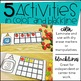 Thank You FREEBIE!  Back to School Counting Pack