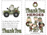 Thank You Heroes: A Christmas Poem Reader for the Military