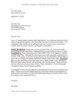 Thank You Letter Lesson Plan and Sample