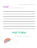 Thank You Letter Template