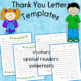 Thank You Letter Templates for Students