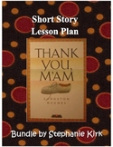 """""""Thank You M'am"""" with Characterization and Inference - Lesson Plan Bundle"""