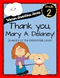 Thank You, Mary A. Delaney! Women Inventors Series