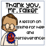 Thank You Mr. Falker- A lesson on asking for help and pers