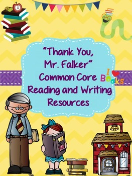 """""""Thank You, Mr. Falker"""" Bundle: Reading, Informational Tex"""