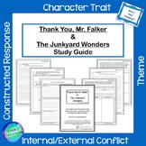 Thank You, Mr. Falker & The Junkyard Wonders Study Guide