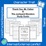 Patricia Polacco - Thank You, Mr. Falker & The Junkyard Wonders Study Guide