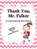 Thank You, Mr. Falker~ a One Week Reading Unit for the sto