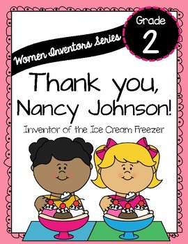 Thank You, Nancy Johnson! Women Inventors Series