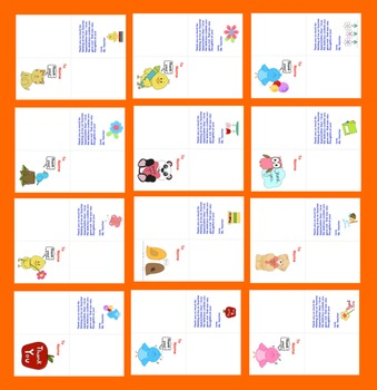 Teacher Appreciation Thank You Notes or Summer -  30 Different EDITABLE Cards!