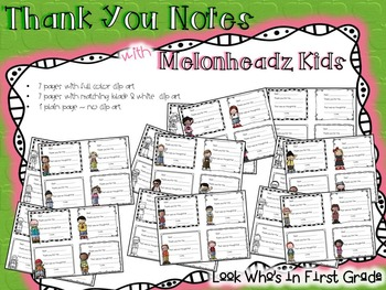 Thank You Notes ~ Bundle