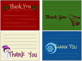 Thank You Notes Bundle