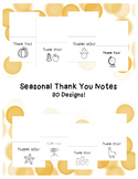 Thank You Notes for All Seasons