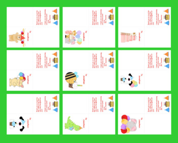 Thank You Notes for Birthdays - EDITABLE!
