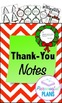 Thank-You Notes for Students, Parents, and Co-Workers