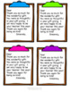 Thank-You Note Super Pack from Teachers for Students, Families, & Co-Workers