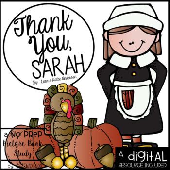 Thank You, Sarah
