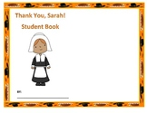 Thank You, Sarah! Student Book