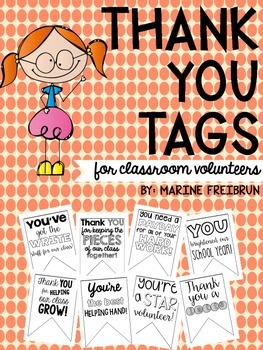 Thank You Tags By Tales From A Very Busy