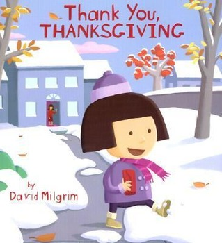 Thank You, Thanksgiving - Story Visuals [speech therapy an
