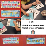 Thank You Collaboration Poster #kindnessnation