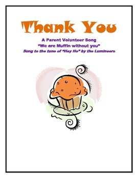 "Thank You ""We are Muffin without You"""