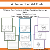 Thank You and Get Well Cards
