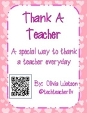 Thank You for Teachers