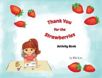 Thank You for the Strawberries Activity Book
