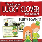 Thank Your Lucky Clover for Music - St. Patrick's Music Ad