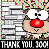 Thank you, 300!  Listening Sheets, Mozart, Liszt, Chopin,