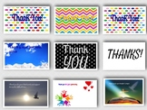 Thank you Cards and Holiday Cards Templates