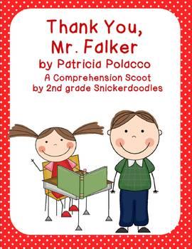 Thank you, Mr. Falker: A Comprehension Scoot