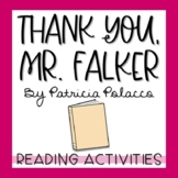 Thank you, Mr. Falker by Patricia Polacco Story Unit