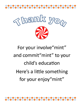 Decisive image throughout thank you for your commit mint printable