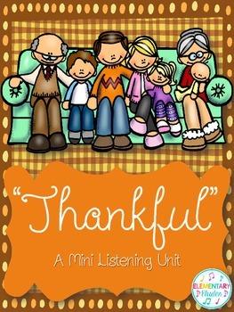 Thankful - A Mini Listening Unit