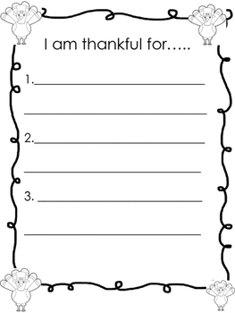 Thankful Articulation