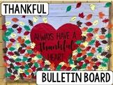 Thankful Bulletin Board