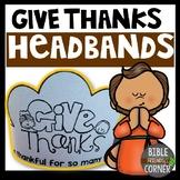 Thankful Crowns/Headbands